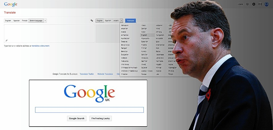 Murdo Fraser MSP has received positive overtones to his efforts to have Gaelic included on Google translation app.