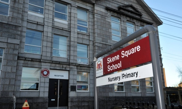 Skene Square Primary and Nursery has had to close