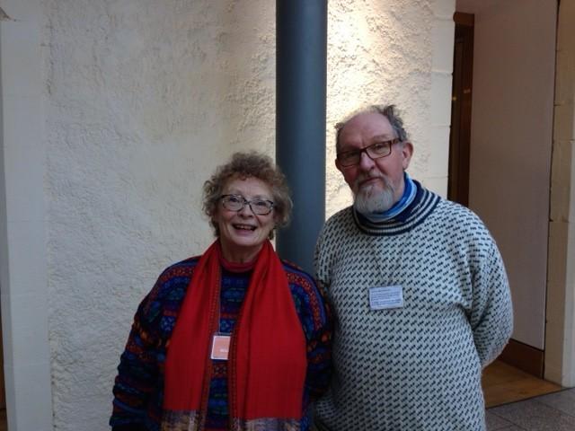 Lorna and Derek Summers