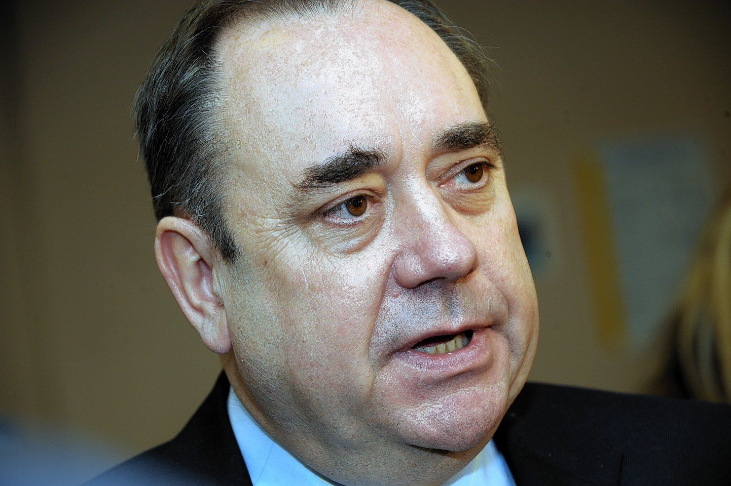 Alex Salmond believed the pledge of further powers helped swing the vote
