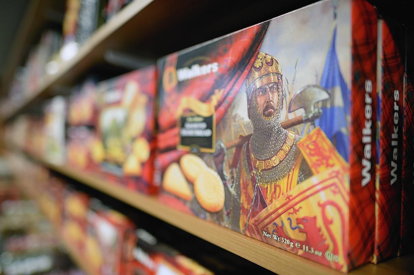 Walkers Shortbread is one of Scotland's export success stories