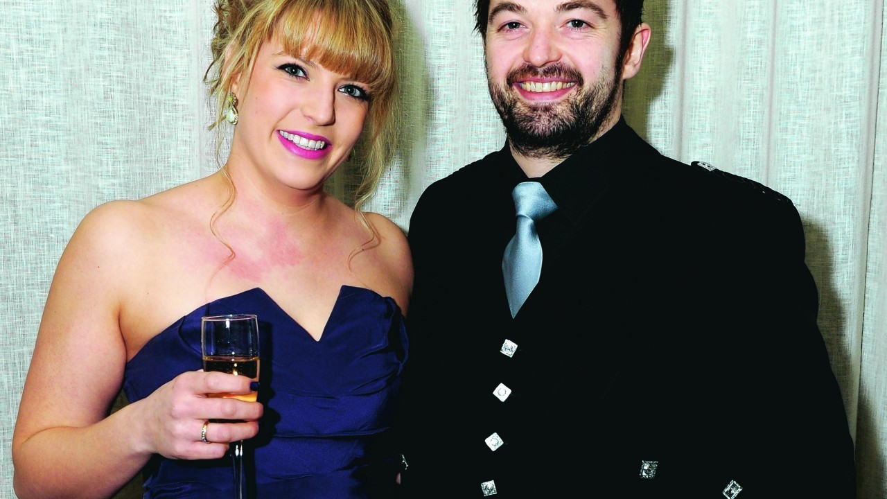 Rebecca Findlay and David Mathieson.