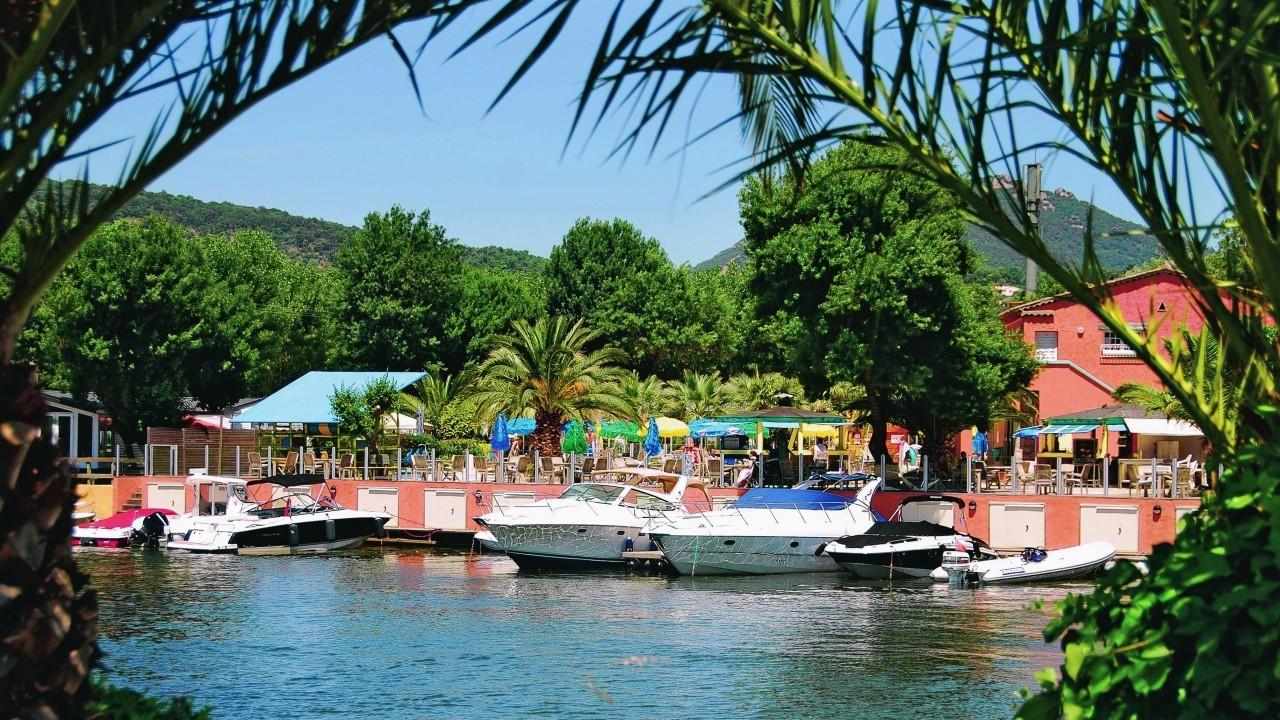 Camping Holiday Marina Resort in Port Grimaud