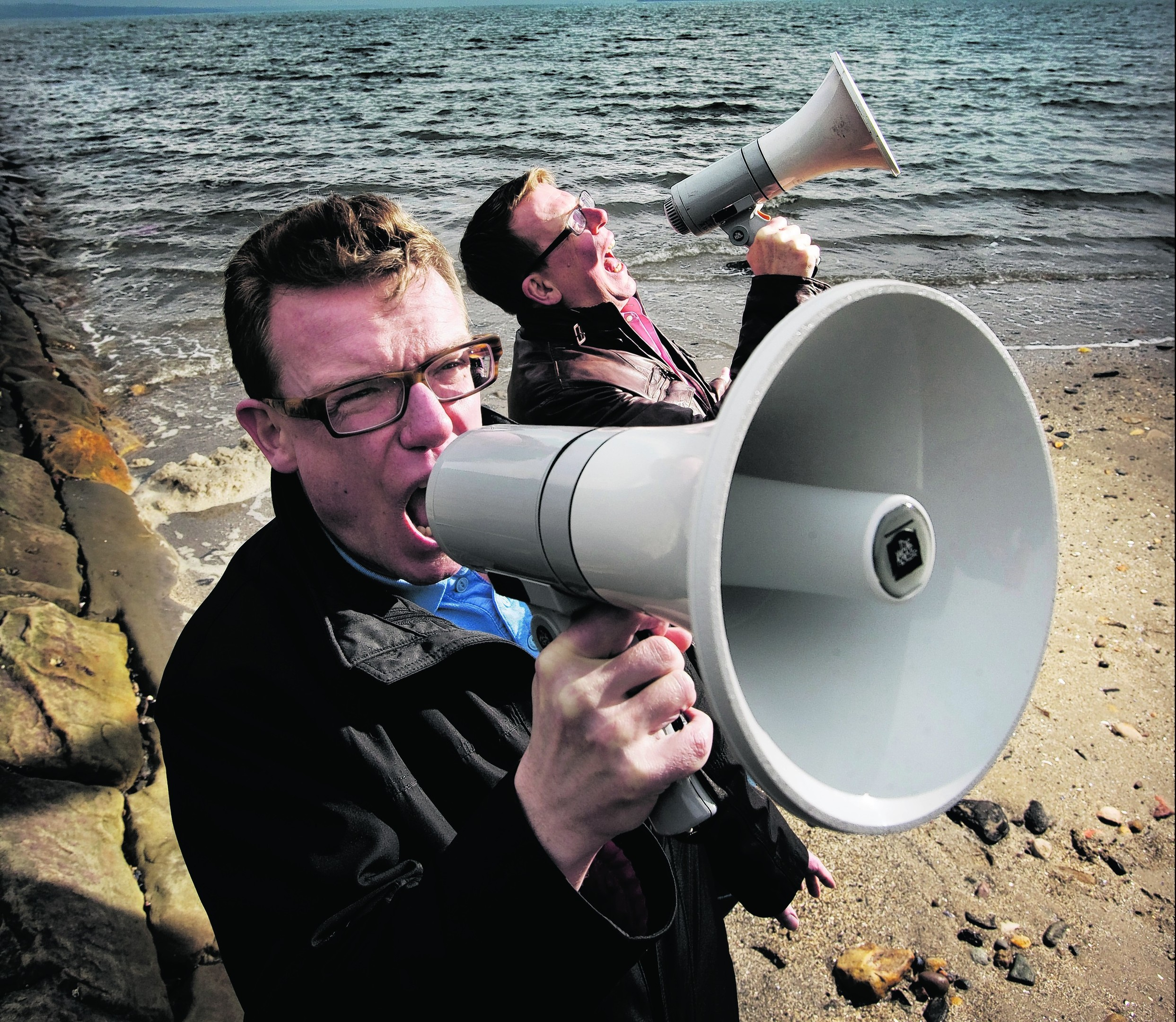 Sunshine on Leith is based on the music of The Proclaimers
