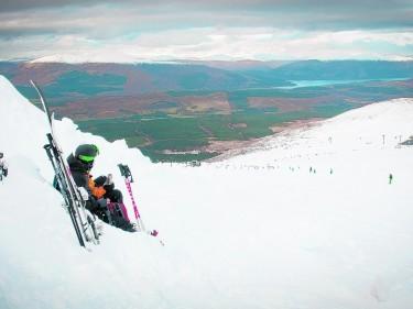The Nevis Range Mountain Resort, Highlands of Scotland.