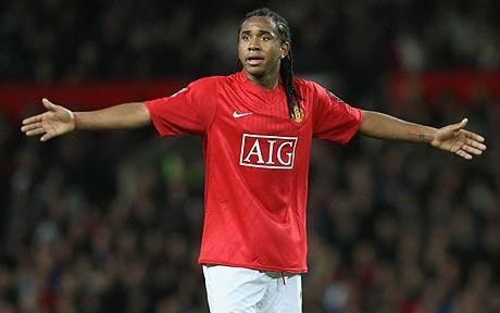 Anderson looks like he'll be back in Brazil by this evening