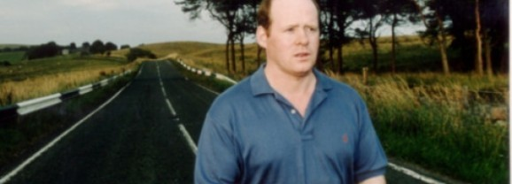 Garry Wood was one of two men who claim they were abducted from the A70
