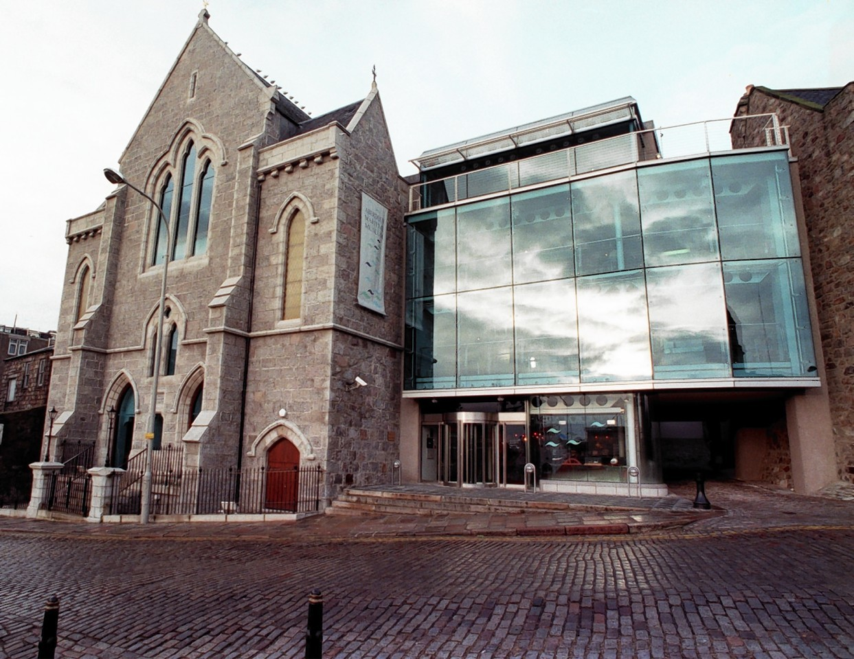 The exhibition will be staged at Aberdeen Maritime Museum