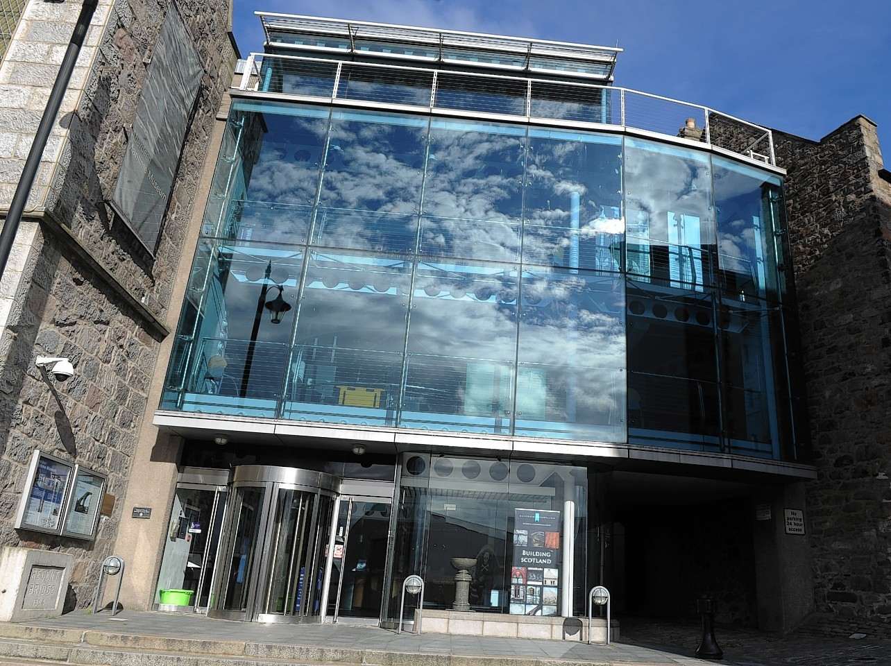 The museum re-opened on Wednesday