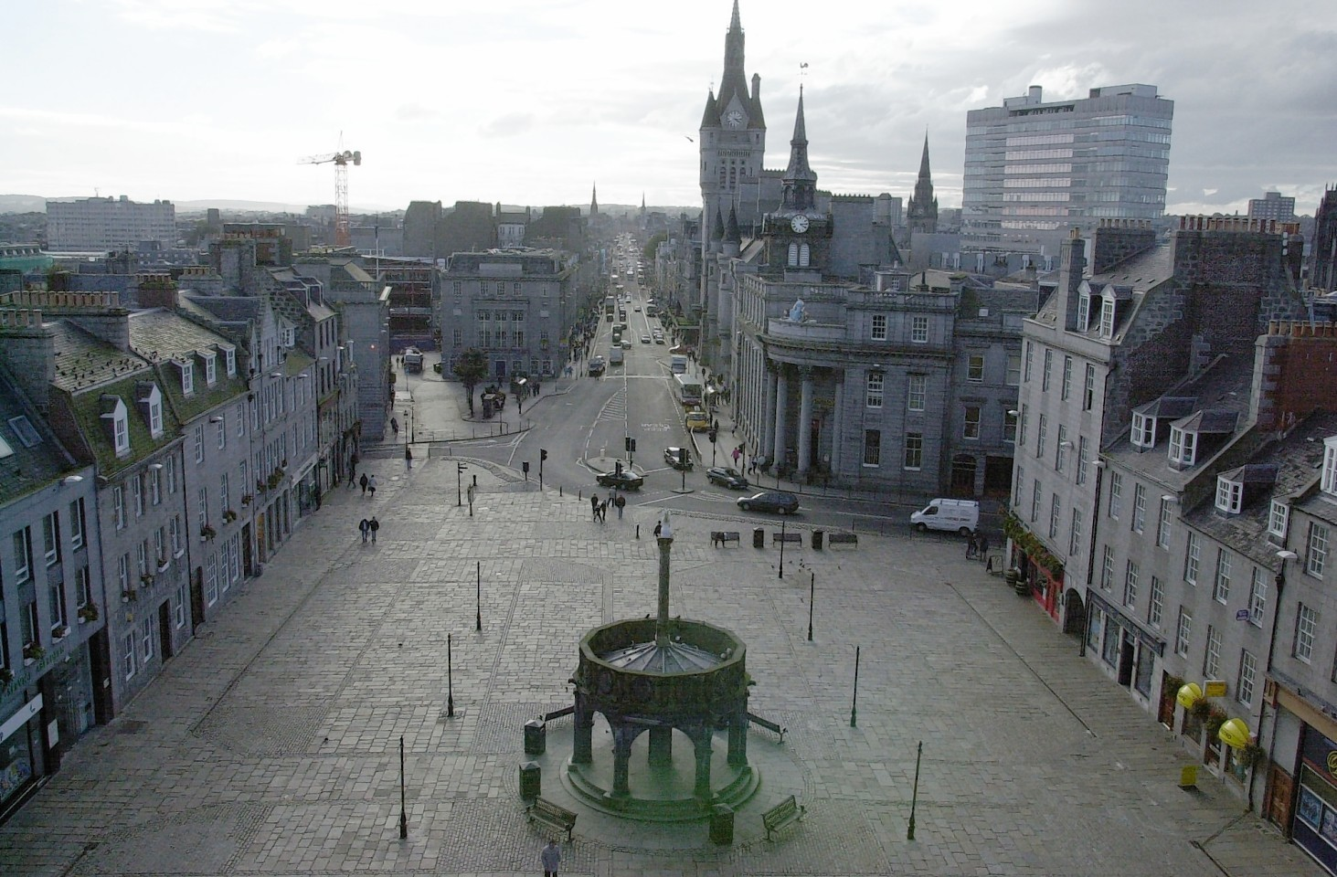 Is Aberdeen really the most dismal place in Scotland?