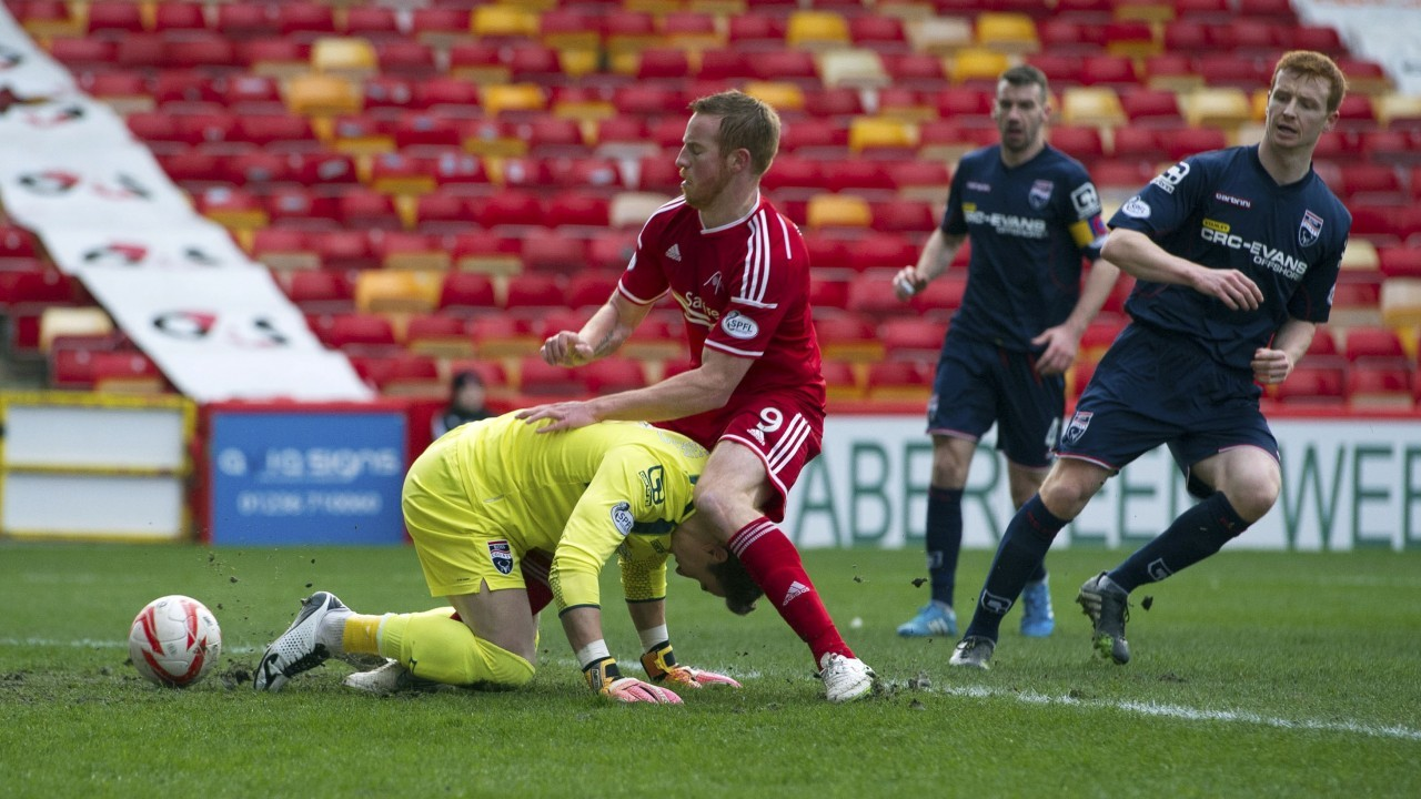 Police have issued a traffic warning ahead of Ross County playing Aberdeen in Dingwall