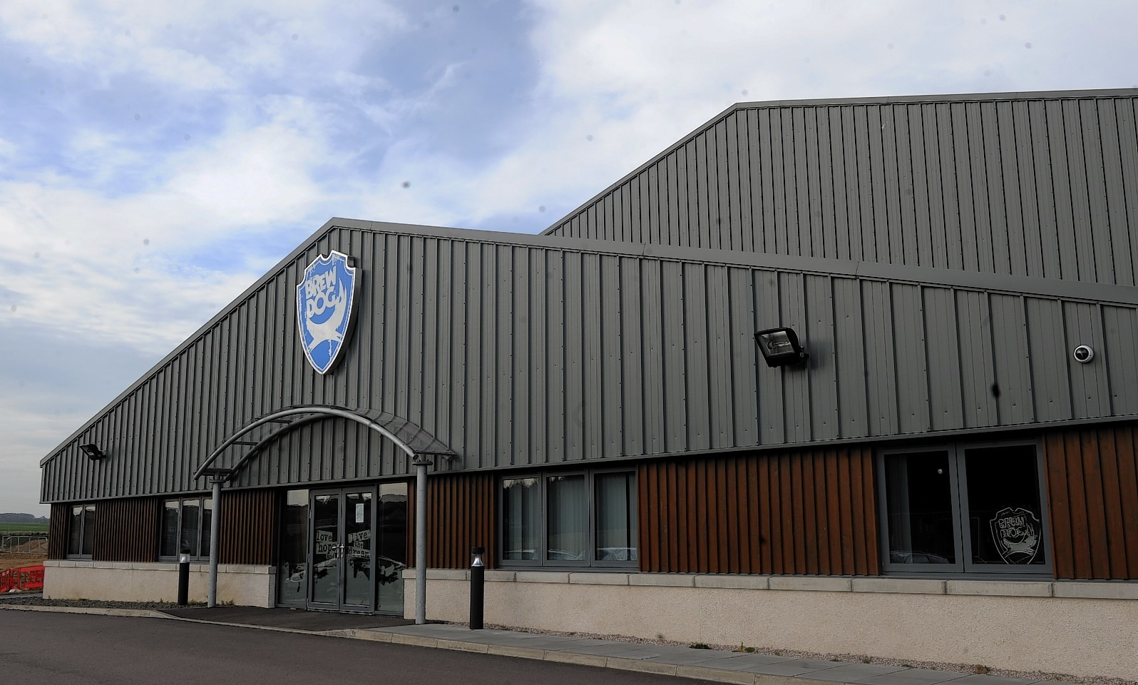 BrewDog's current base at Balmacassie industrial estate