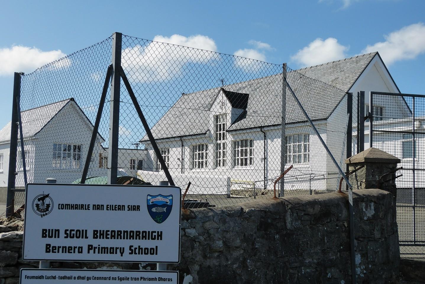 Bernera School is one of