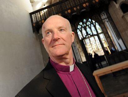 Rt Rev Dr Bob Gillies