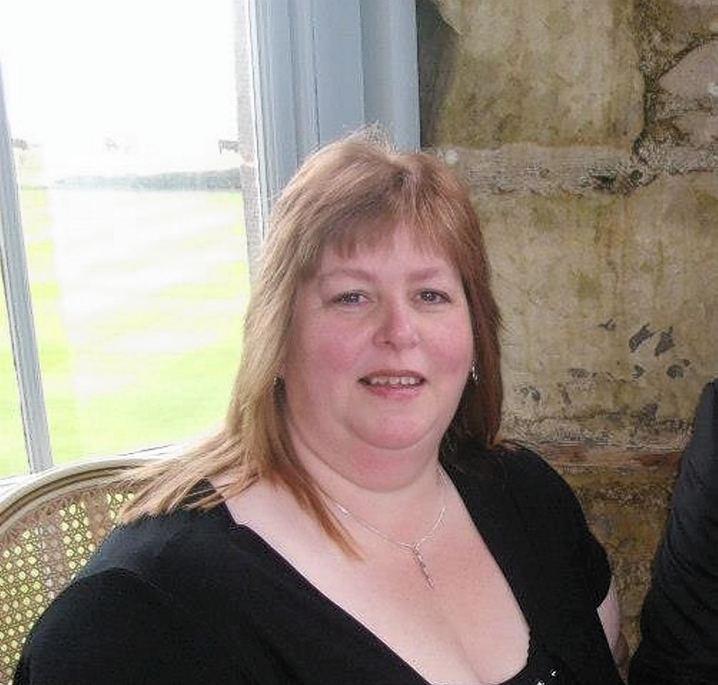 Brenda Hay was killed in the crash on the A970