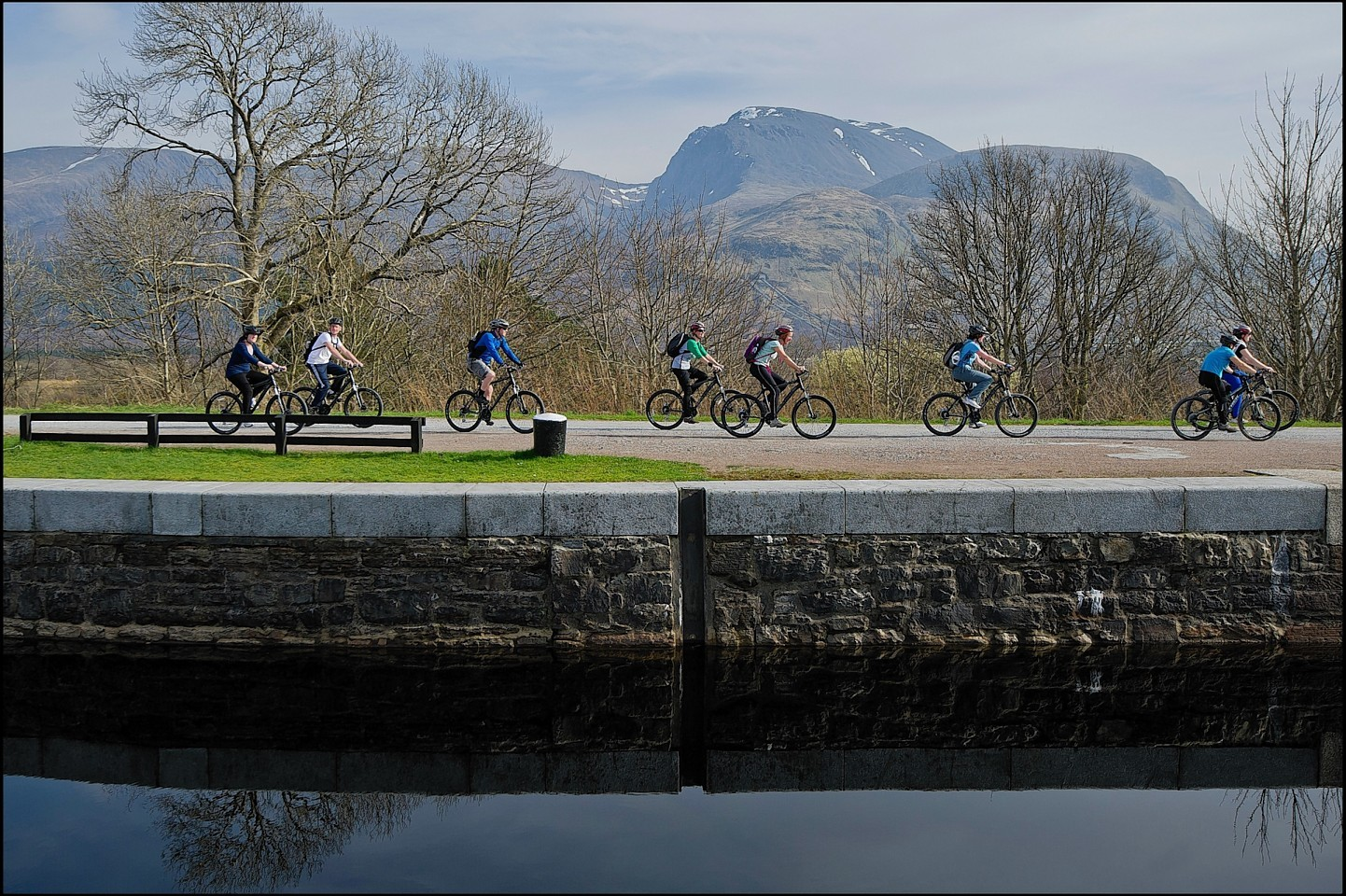 Caledonian Canal is to receive a cash boost