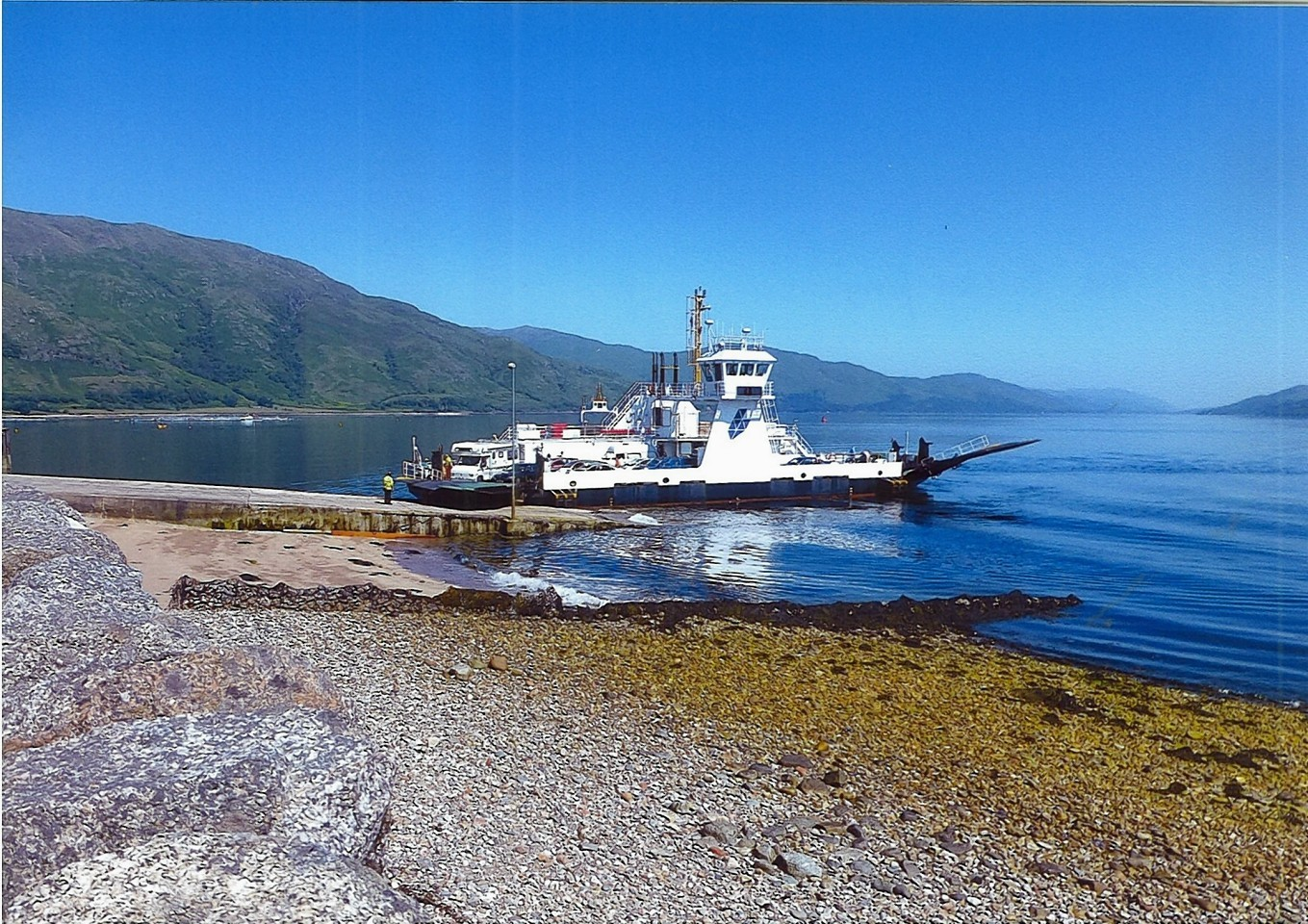 The route will take people to the popular Corran Ferry terminal in Nether Lochaber