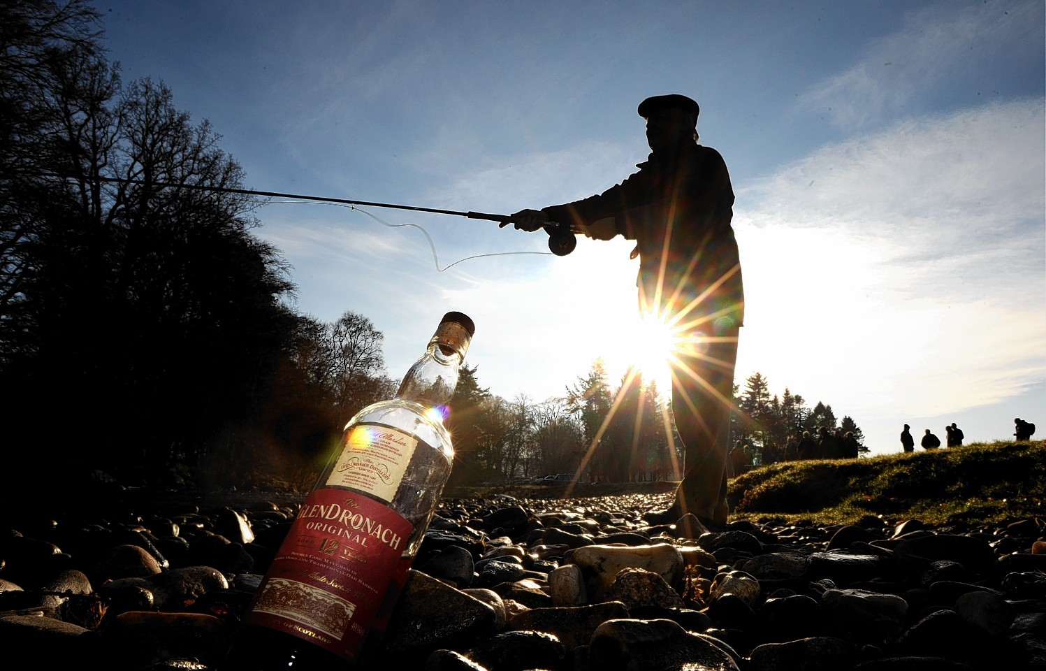 River Deveron fishermen