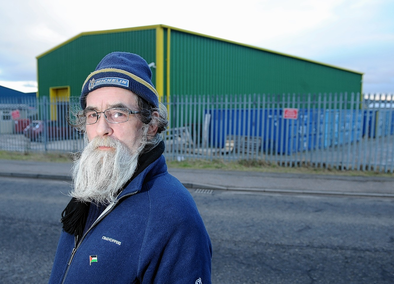 Councillor Donnie Kerr