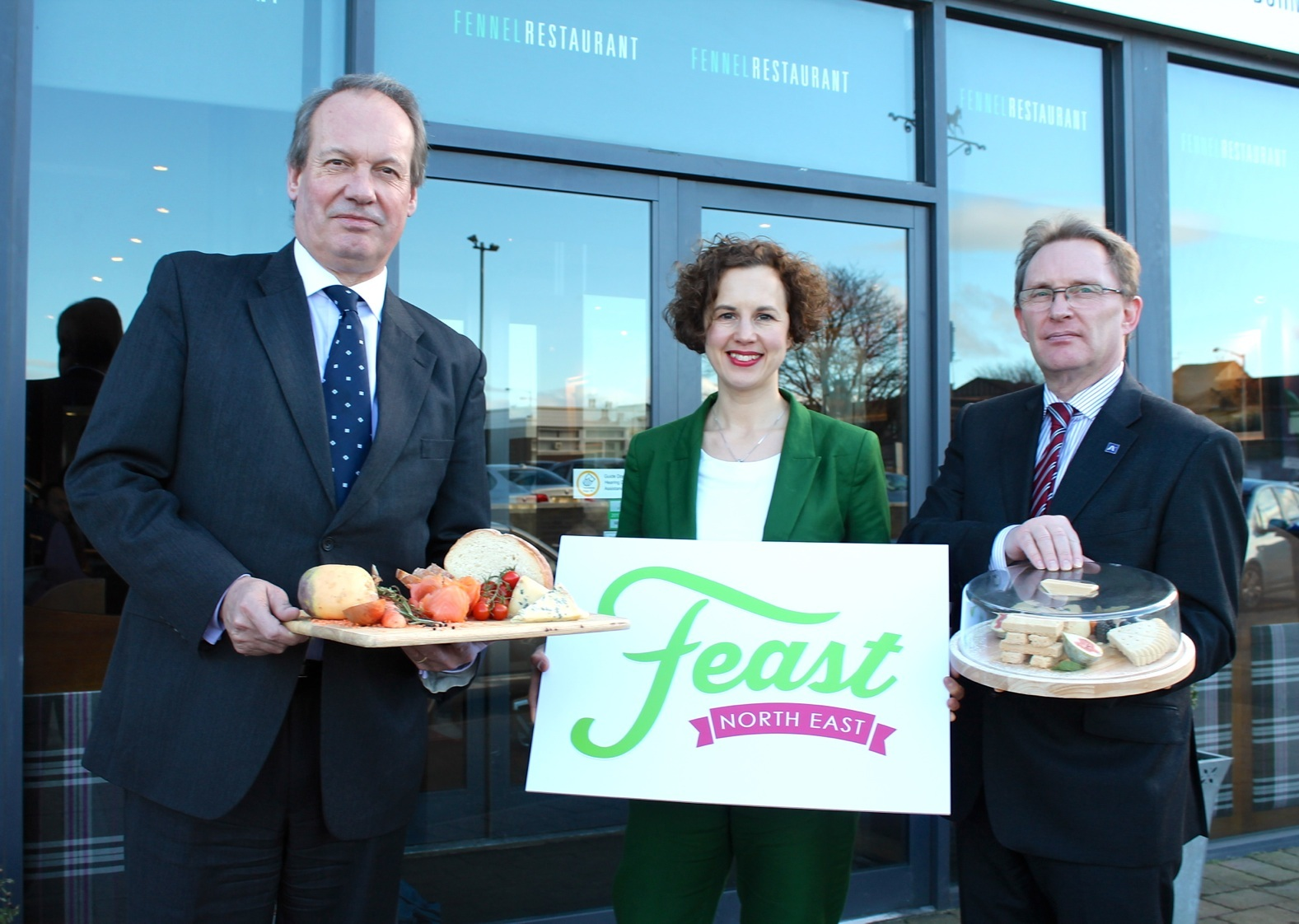 A new food and drink festival has been launched in Aberdeenshire