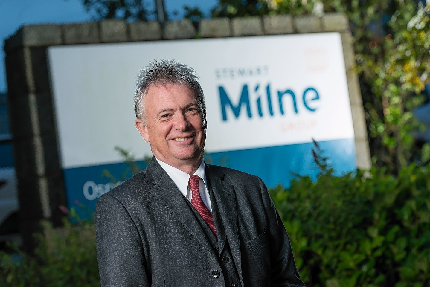 Glen Allison of Stewart Milne homes