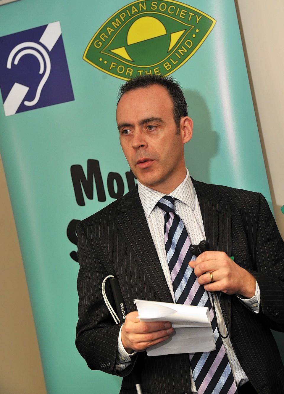 Graham Findlay, chief executive of NESS