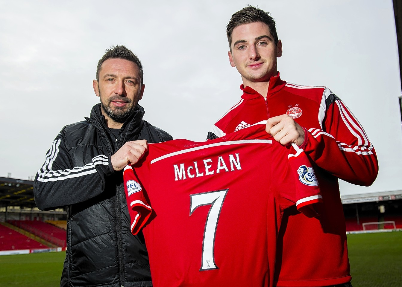 The Dons spent £175,000 on Kenny McLean in January and could invest again this summer