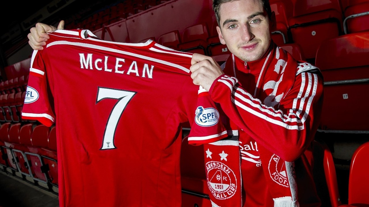 Kenny McLean is hoping to take all three points to help both his new and old clubs