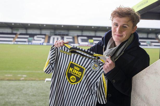 Saints have already added young midfielder Kieran Sadlier to their squad