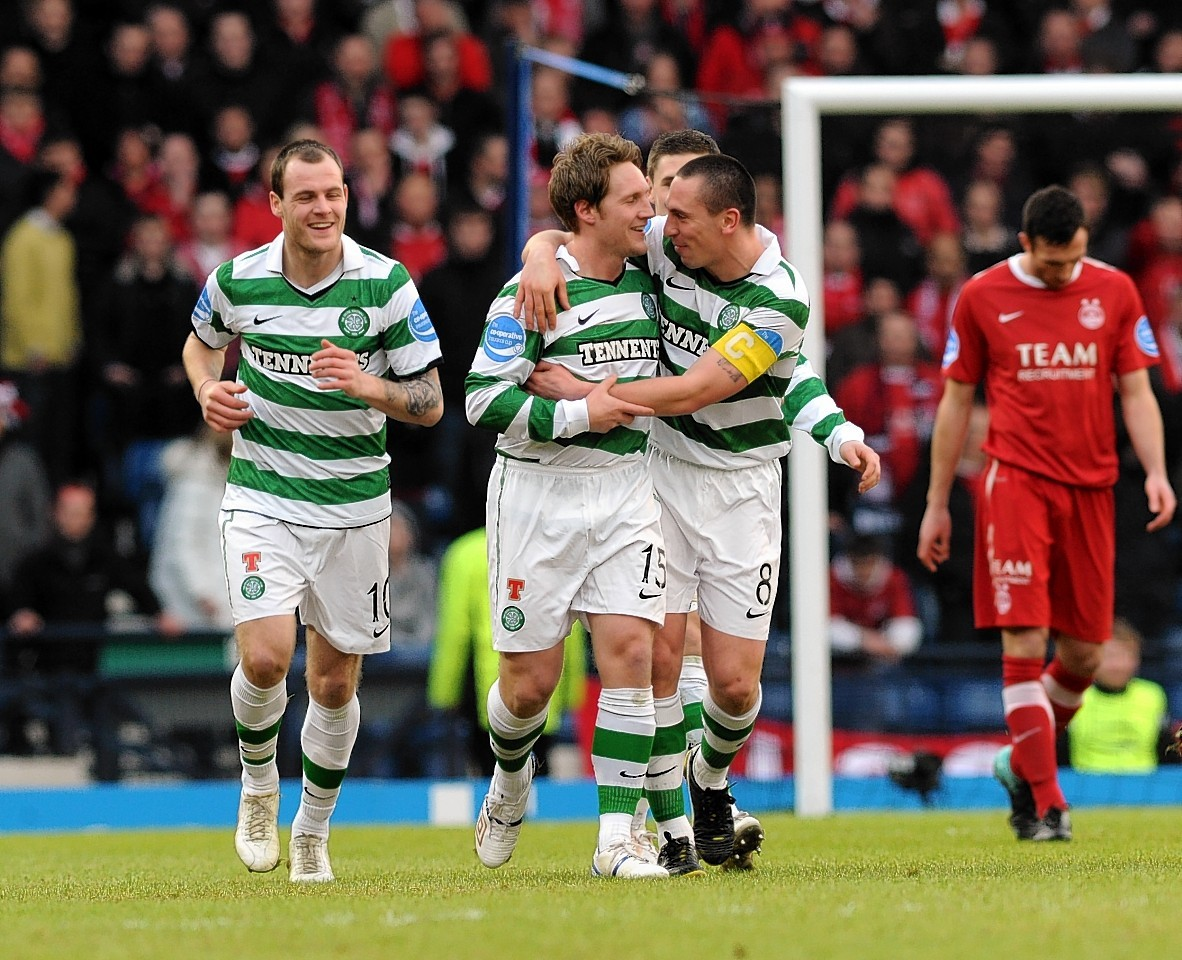 Commons has constantly troubled Aberdeen since scoring against the Dons on his Celtic debut