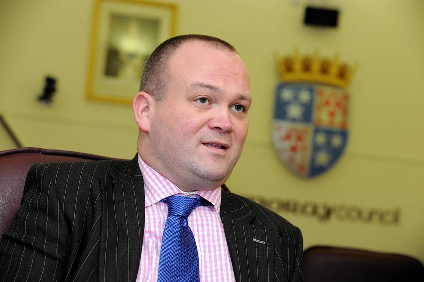 Laurence Findlay believes new ideas are needed to fill teaching vacancies.