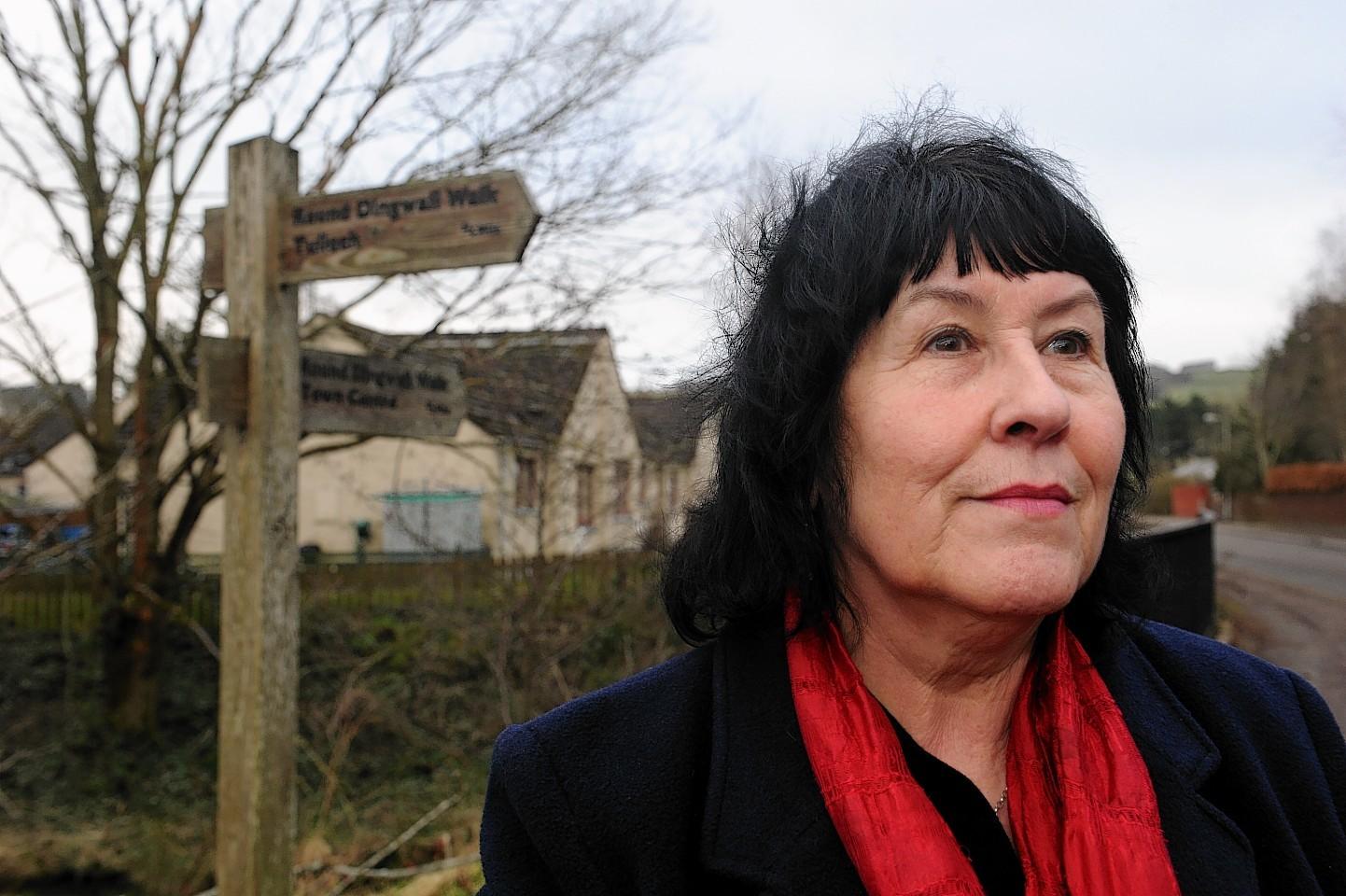 Councillor Margaret Paterson