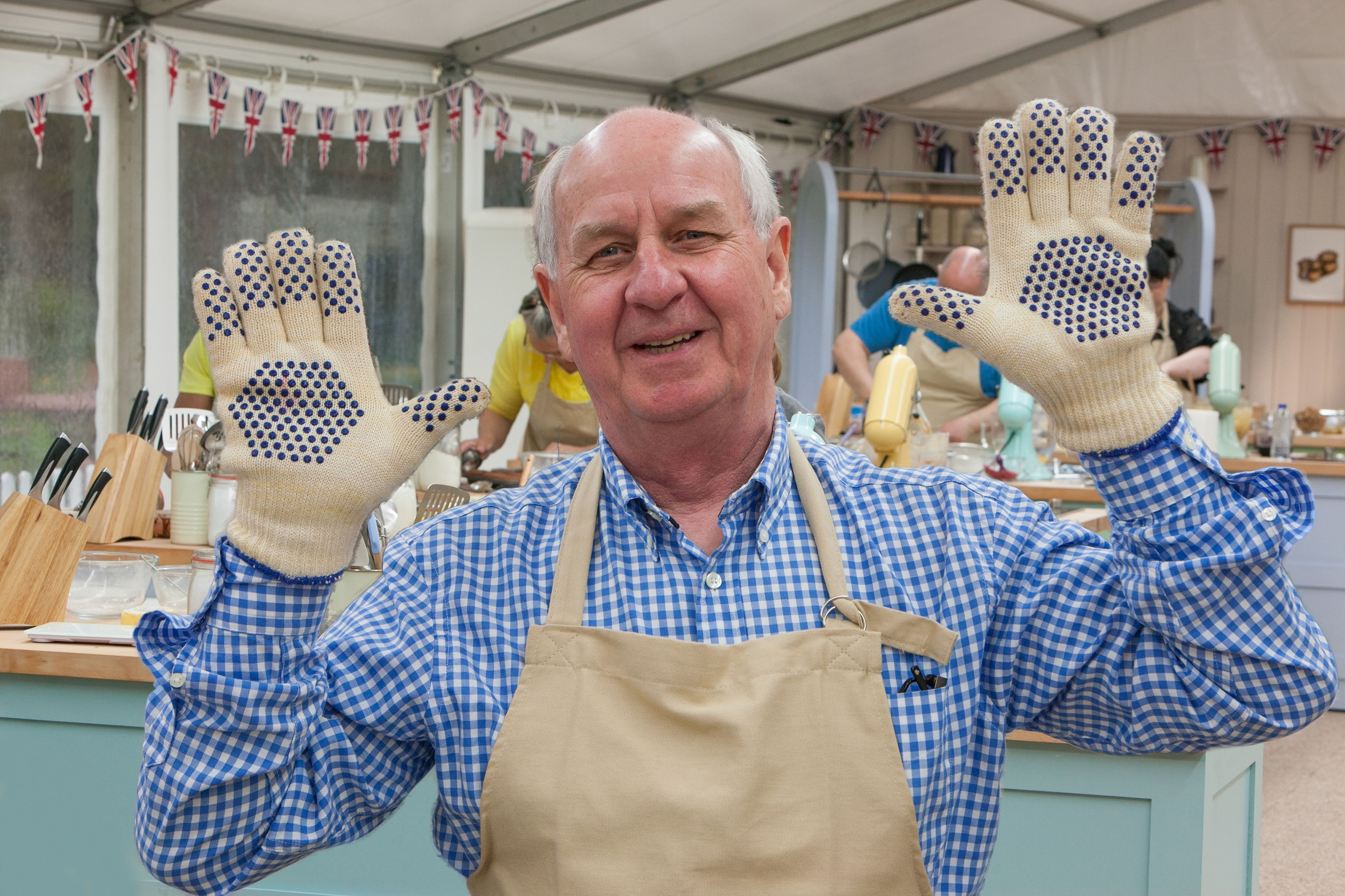 The Great British Bake Off 2014 star Norman