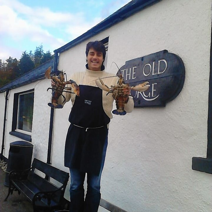 Life at Scotland's remotest pub, The Old Forge Inn