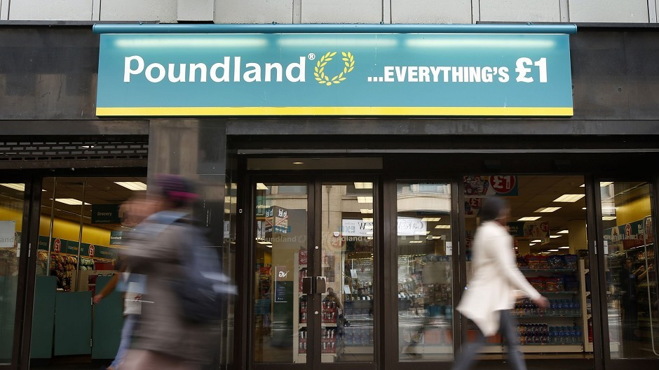 Poundland is buying rival discount chain 99p Stores in a £55m deal