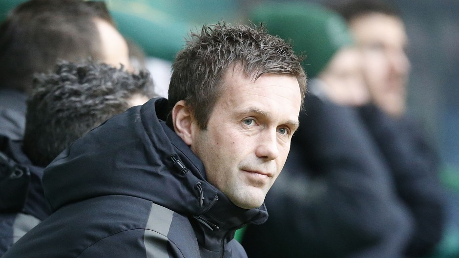 Ronny Deila believes Aberdeen cannot afford to lose the match