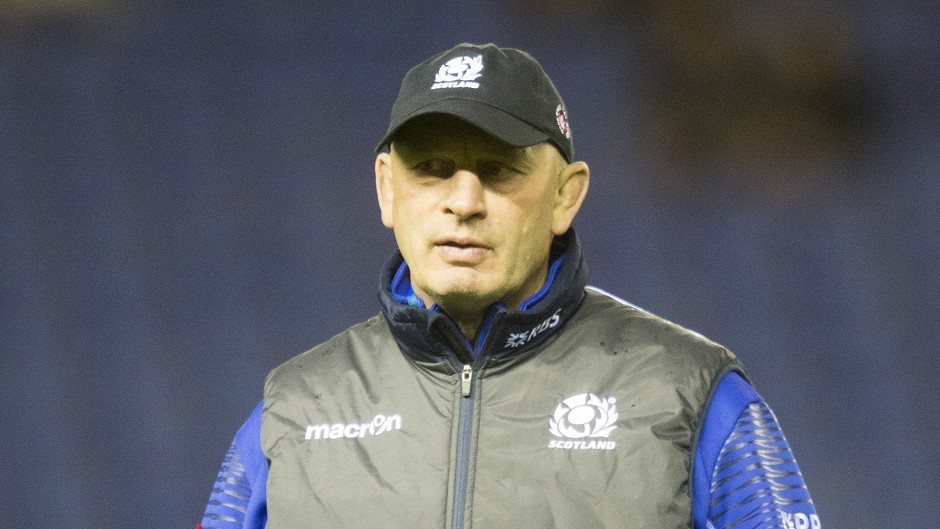 Scotland head coach Vern Cotter opted against naming Cusiter in his original squad