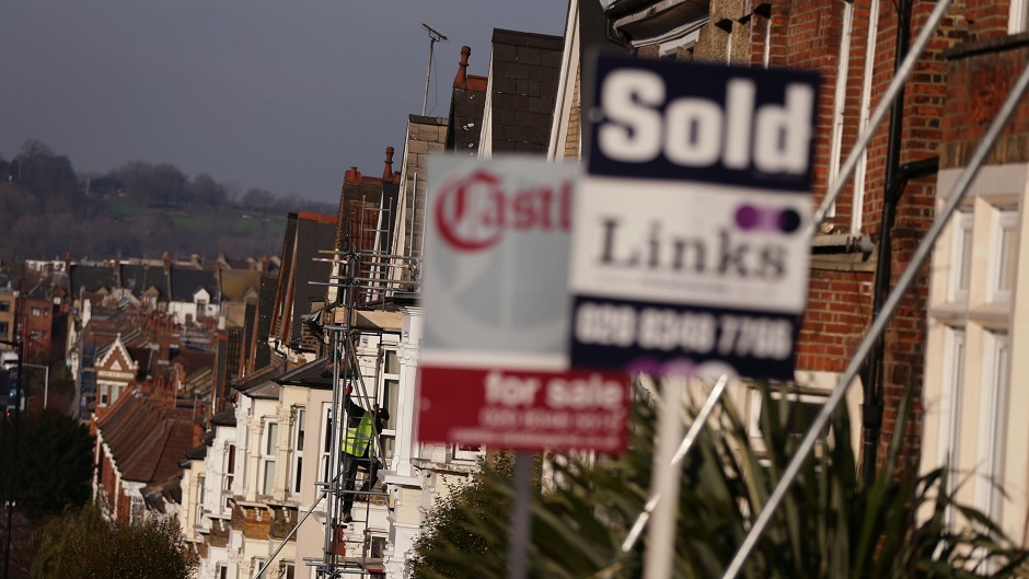 Property prices have boomed