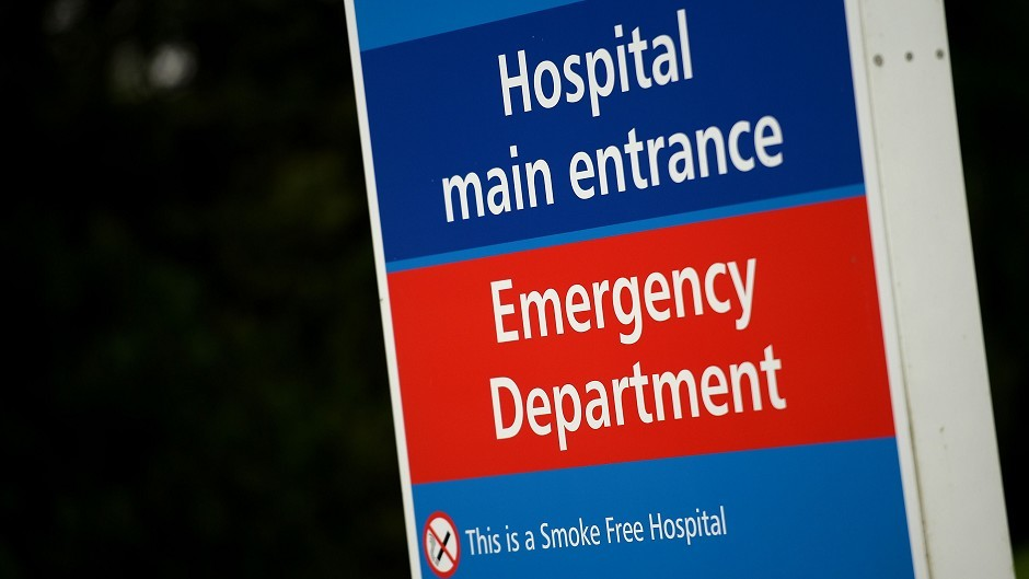 Improving A&E waiting times targets is a key priority for the Scottish Government.