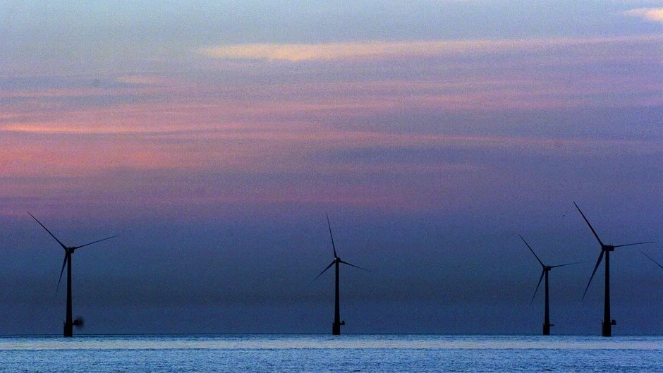 An offshore wind farm in the Moray Firth has failed to secure UK Government funding