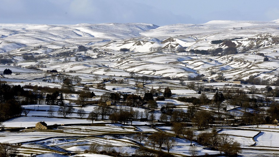 We may be into March but snow is expected to hit as temperatures plummet