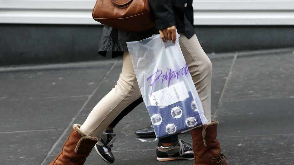 Shoppers are increasingly turning to click-and-collect services for their shopping, a report has found