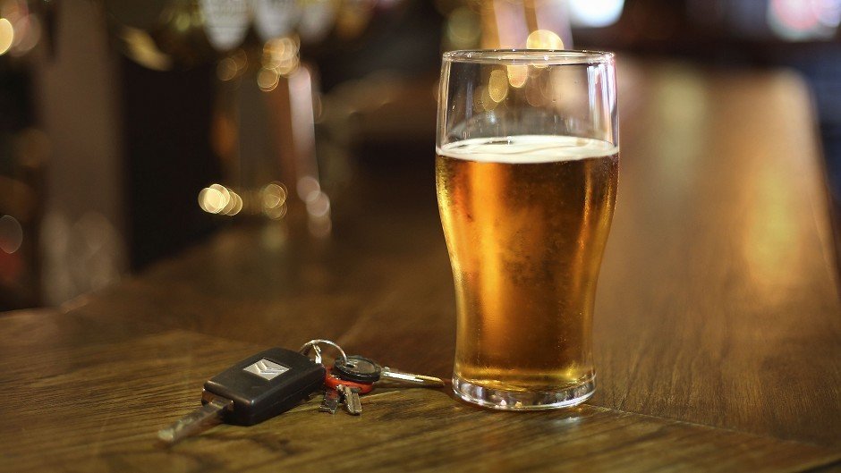 More than 30 people have been arrested for driving under the influence since the start of April