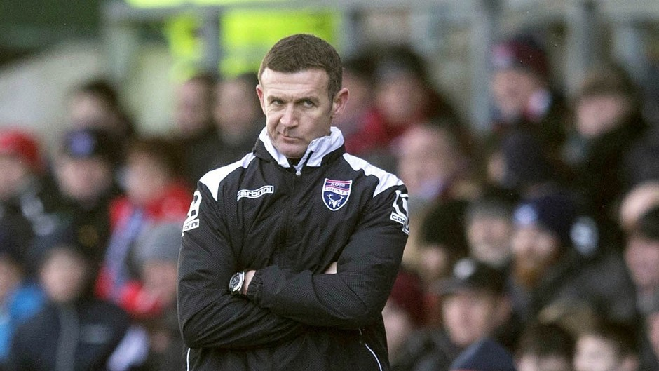 Jim McIntyre has given Reguero his full backing
