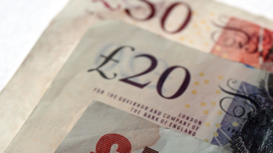 Scottish voters want to see the minimum wage and pensions increased.