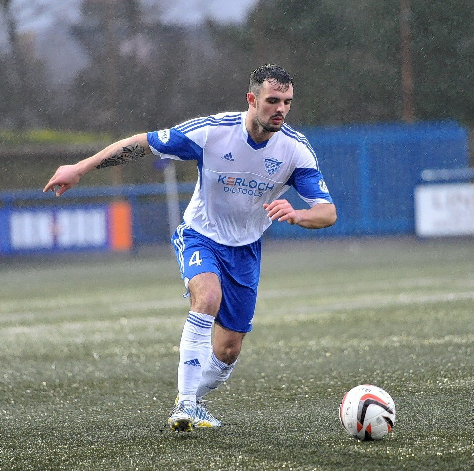 Scott Ross is available for Peterhead