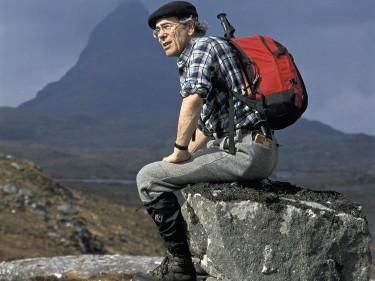 Robin Campbell on Suilven