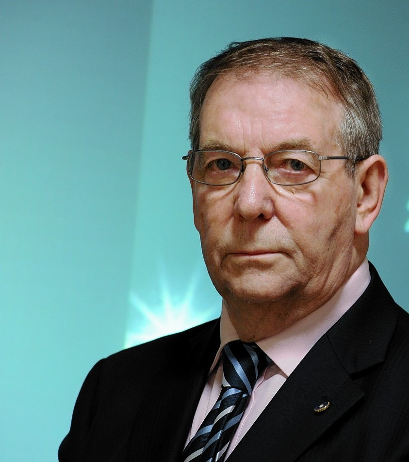 Ron McKail, vice-chairman of the council's education, learning and leisure committee