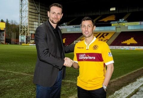 Scott McDonald looks unlikely to return to Motherwell