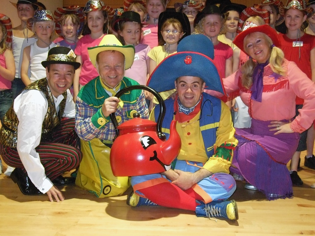 The Singing Kettle has brought laughter to Scotland for over three decades